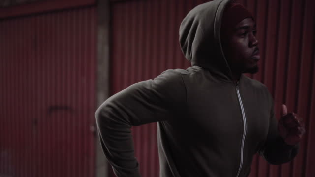 fit is the only way to go - hooded top stock videos & royalty-free footage