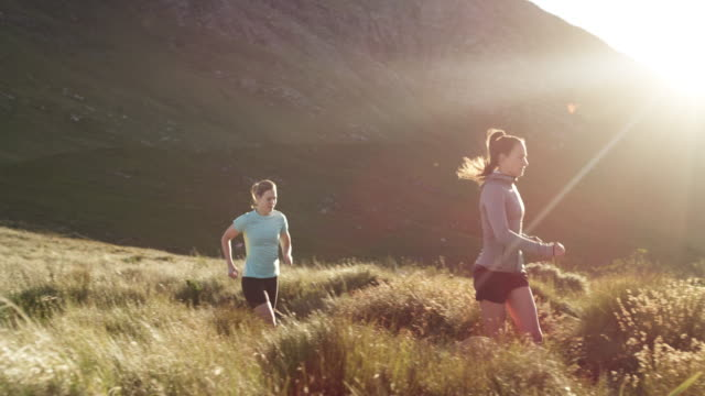 Fitness and fresh air are great for the body