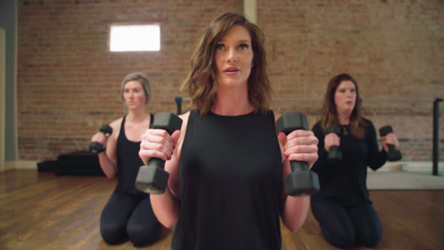 Gruppträning - Biceps