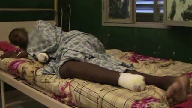 Five men who have each had a hand and a foot amputated are the latest to suffer at the hands of Islamist fighters in northern Mali who have imposed...