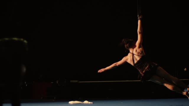 Five to Nine - Circus Passion - Aerial Straps