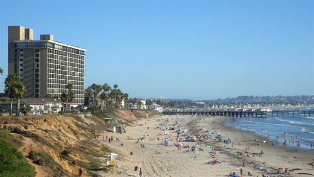 Five videos of beach in 4K