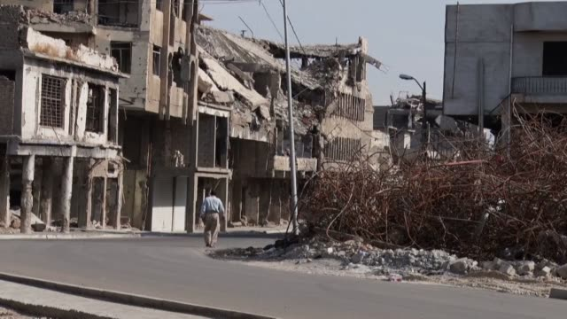 five years after he made their hometown infamous as the heart of his caliphate residents of iraq's mosul said abu bakr albaghdadi's death should only... - hometown stock videos and b-roll footage
