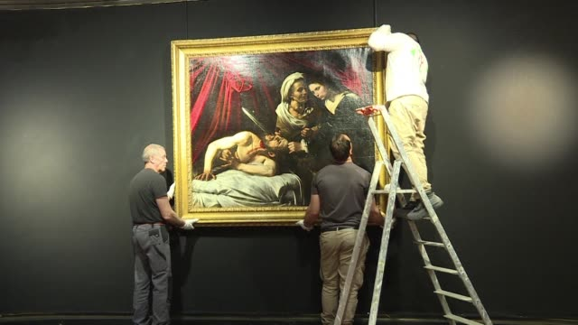 FRA: Lost Caravaggio painting goes under the hammer