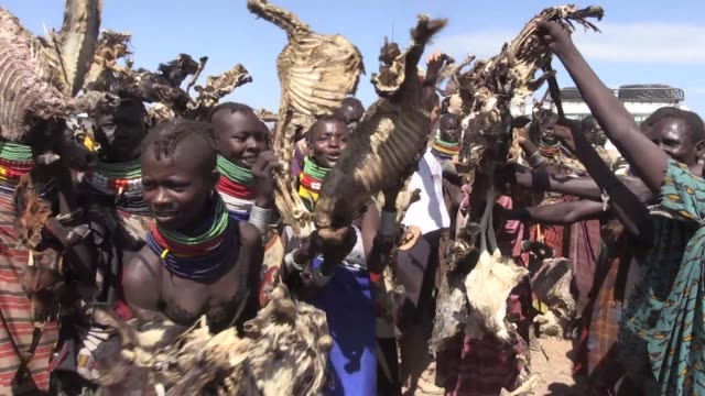 Five years after the discovery of oil and four since a giant aquifer was found drought has struck Kenya's north again shattering the dreams of a...
