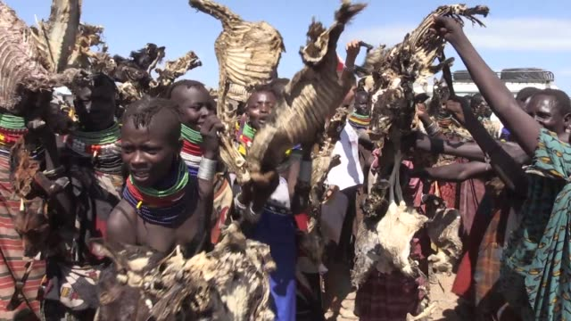 five years after the discovery of oil and four since a giant aquifer was found drought has struck kenya's north again shattering the dreams of a... - aquifer stock videos & royalty-free footage