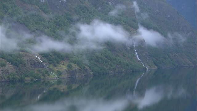 stockvideo's en b-roll-footage met fjords of norway - verwonderingsdrang