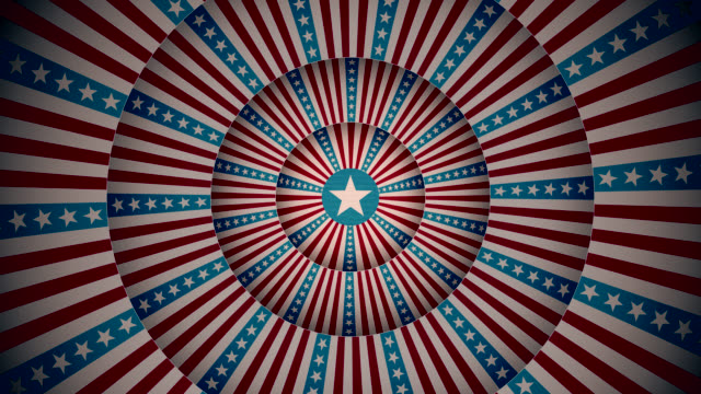 usa flag background pattern - us president stock videos & royalty-free footage