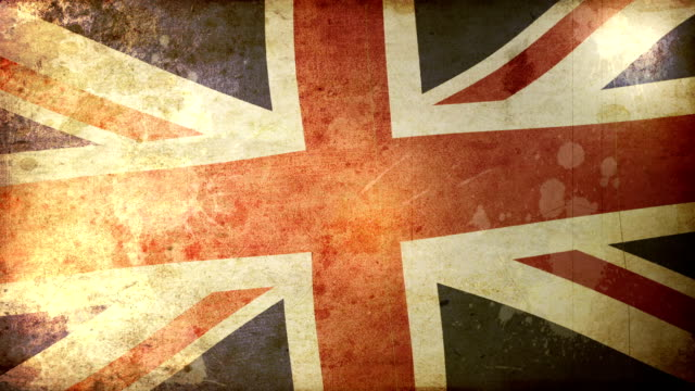 UK Flag - Grunge. HD