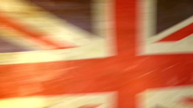 UK Flag - Grunge. HD