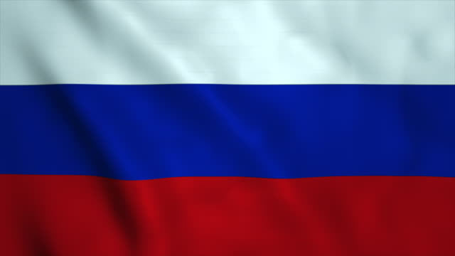 flag of russia - russian flag stock videos & royalty-free footage