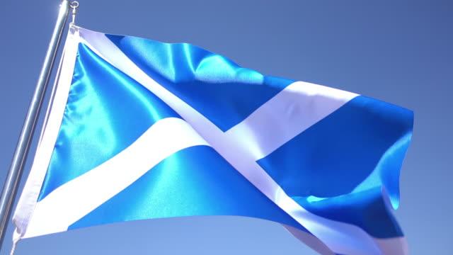 Flag of Scottish