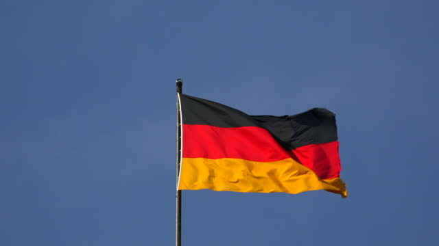 Flag og Germany