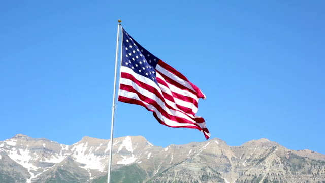 flag - majestic stock videos & royalty-free footage