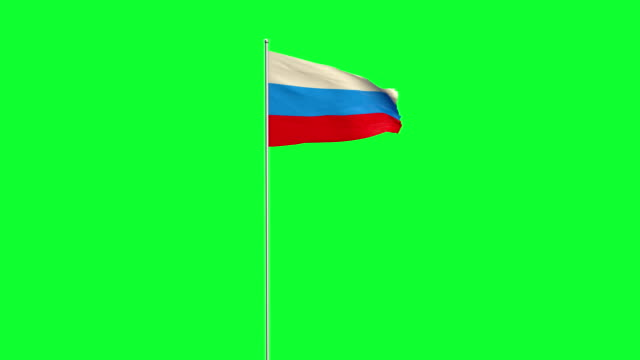 flag - russian flag stock videos & royalty-free footage