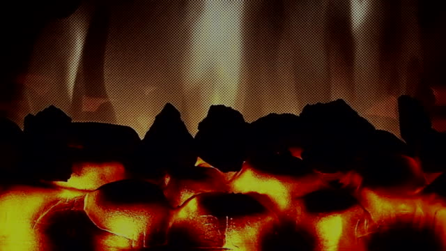 flame of stove - briquette stock videos & royalty-free footage