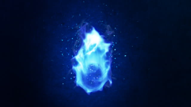 flame - blue stock videos & royalty-free footage