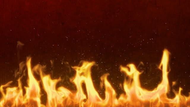 Flame (Endlos wiederholbar