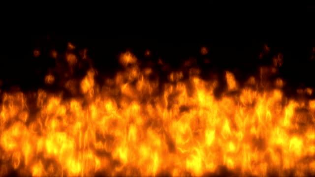 フレーム - 炎点の映像素材/bロール