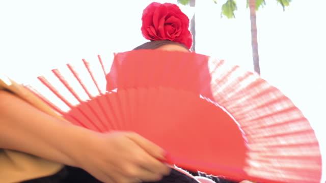 Flamenco Dancer. Spain.