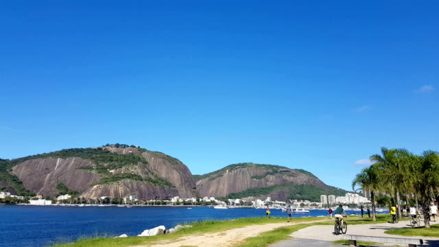 Flamengo Park and Sugarloaf in Rio de Janeiro