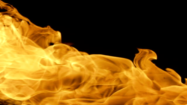 flames passing by - fire natural phenomenon stock videos & royalty-free footage