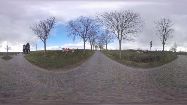 vidéos et rushes de flanders - geraardsbergen - rue pavée