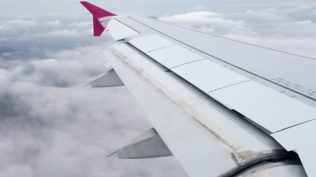 Klep vleugel extensies in vlucht