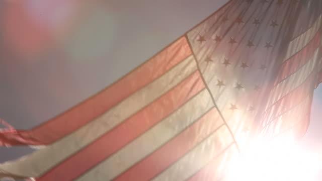Flared Flag