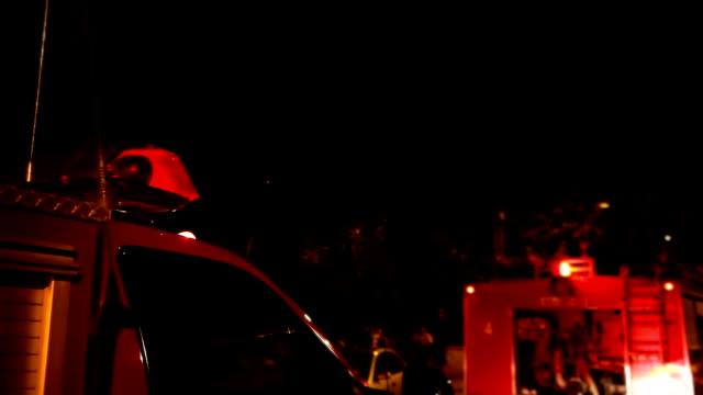 Lampeggia sirena in ambulanza Tetto dell'auto
