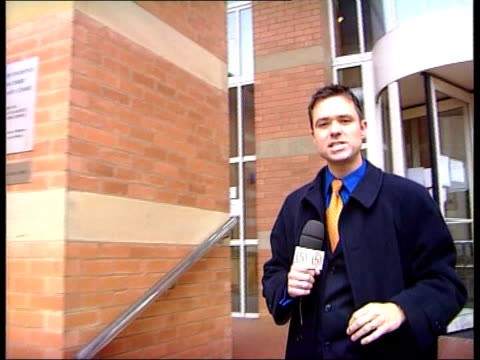 staffordshire stafford crown court ext i/c through court doors fc5l peter - flat cap stock videos & royalty-free footage