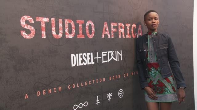 Flaviana Matata at the DIESEL EDUN Studio Africa Event At Ron Herman With Advocate Solange Flaviana Matata at the DIESEL EDUN Studio Africa at Ron...