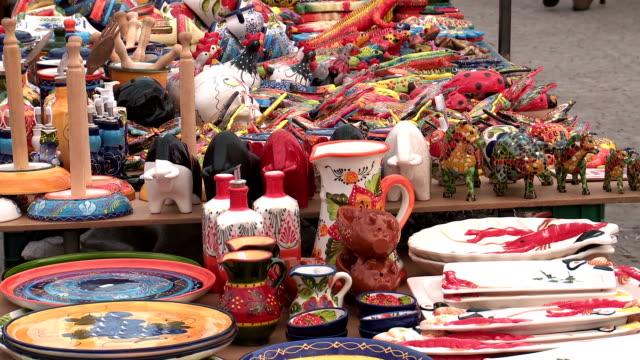 flea market in Spain