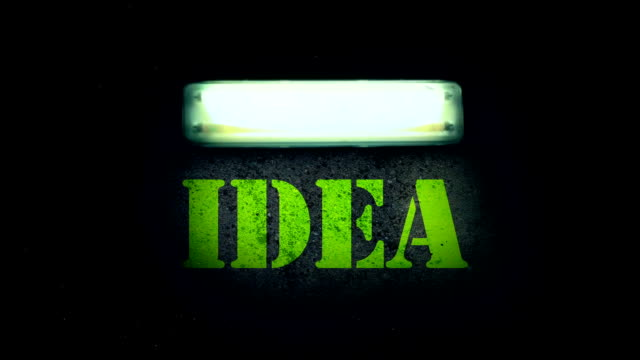 idea flickering fluorescent light - flicker bird stock videos and b-roll footage