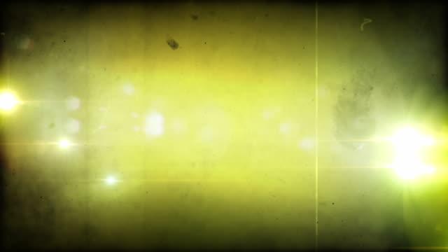 Grunge vacillantes gamme de renfort boucle HD, Lueur verte
