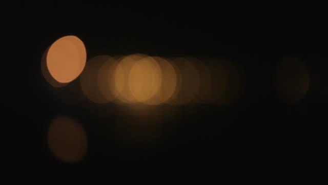 WS DEFOCUSED Flickering light / India