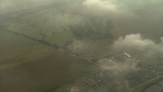 flight above clouds - calvados stock videos and b-roll footage