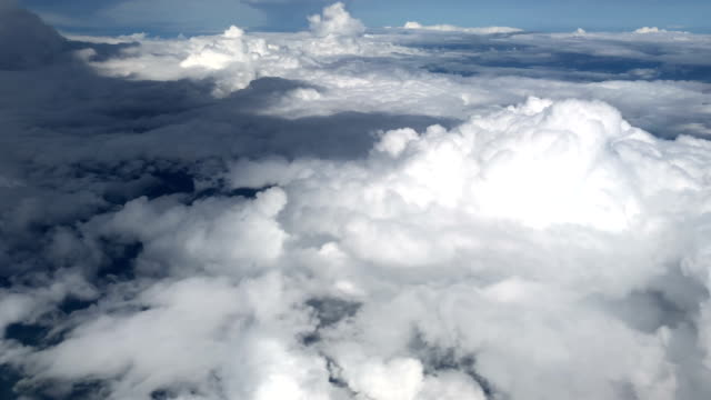 flight in the clouds - heaven stock videos & royalty-free footage