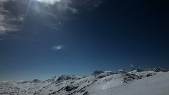 flight over Dachstein