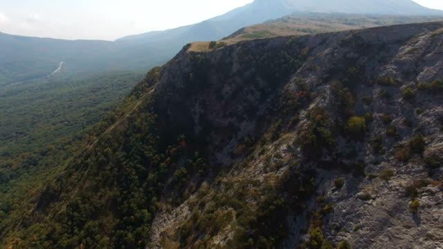 山高原上航空: 飛行 - クワッドコプター点の映像素材/bロール