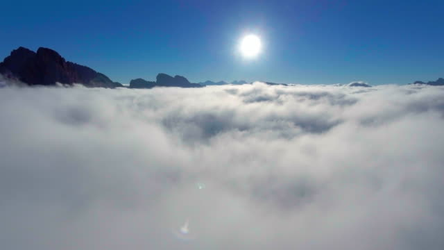 flight over the clouds - cloudscape stock videos & royalty-free footage