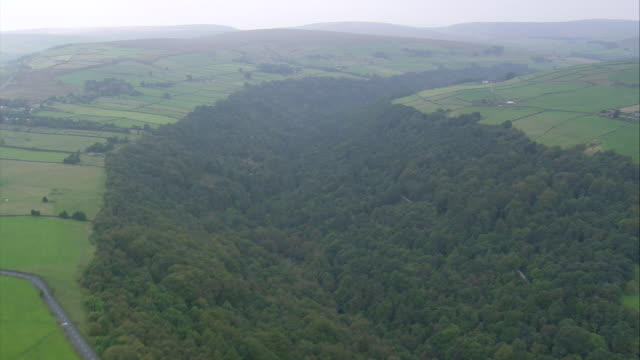 flight up hebden dale - west yorkshire stock videos & royalty-free footage