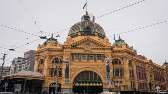 flinders street station ,Melbourne australia