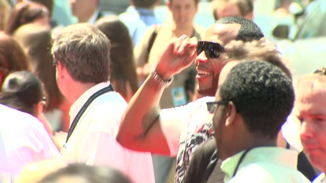 flo rida at the 'g-force' premiere at hollywood ca. - g force stock videos & royalty-free footage