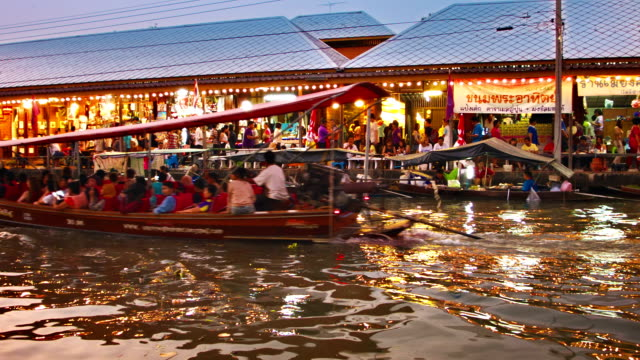 floating market bangkok