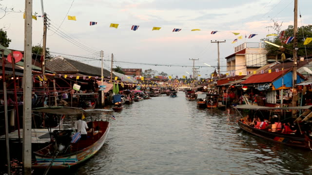 Floating Markt
