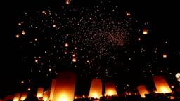 Floating Sky Lantern