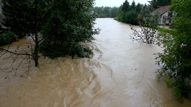 hd: flood - slovenia stock videos & royalty-free footage