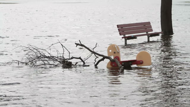 Flooding after Hurricane Sandy