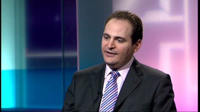 Association of British insurers calls for better Government planning ENGLAND London GIR INT Justin Jacobs STUDIO interview SOT